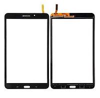 """Оригинальный тачскрин / сенсор (сенсорное стекло) для Samsung Galaxy Tab 4 8.0"""" T330 версия WiFi (черный цвет)"""