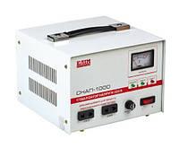 Стабилизатор напряжения СНАП-1000, однофазный, переносной