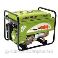 Бензиновий генератор DJ 8000 BG-Е