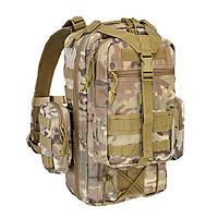 Штурмовой рюкзак Defcon 5 Tactical One Day 25 (MultiCamo)