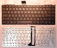 Клавиатура для ноутбука Asus U43 U43F U43JC U43SD U33 U33JC (русская раскладка)