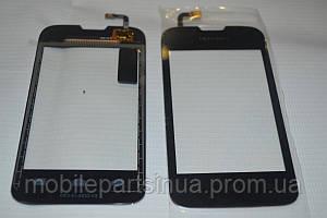 Оригинальный тачскрин / сенсор (сенсорное стекло) для Huawei U8685 Ascend Y210 (черный цвет)