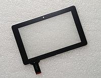 Оригинальный тачскрин / сенсор (сенсорное стекло) для Ainol Novo 7 Crystal (черный цвет, самоклейка)