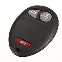 3 кнопки бесключевого доступа удаленный брелок передатчик для Шевроле гмц