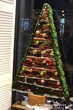 Елка новогодняя с натуральным декором Forest Collection
