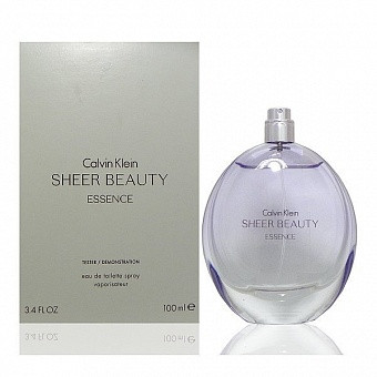 a12597d06121f Calvin Klein Sheer Beauty Essence туалетная вода 100 ml. (Тестер Кельвин  Кляйн Шеер Бьюти Эссенс)