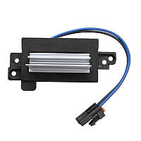 Резистор для вентиляции воздуходувки Обновлен вентилятор для GMC Chevrolet 4P1516 MT1805 RU-631 JA1639