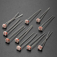 50шт 5мм gl5516 свет зависит резистор фоторезистор LDR
