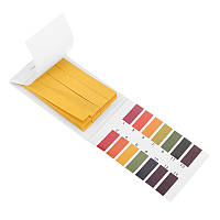 PH 1-14 Испытательная бумага Litmus Strips PH Универсальная индикаторная бумага с цветовой схемой