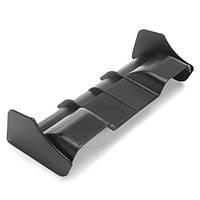 1PC новый пластиковый задний крыло черный подходит для 1: 8 Buggy RC автомобилей вне дороги