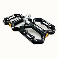 Scudgood тройной подшипник CNC алюминиевого сплава велосипедов педаль дорожно-МТБ велосипед