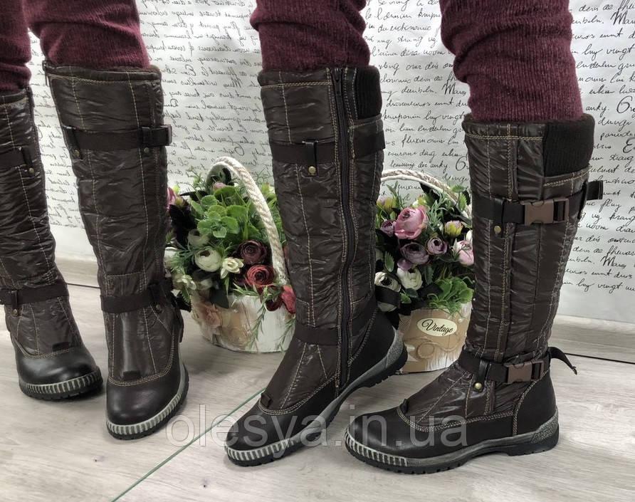 Зимние женские сапоги Супер удобные! Размеры 36 38 - Интернет- магазин Олеся в Каменском