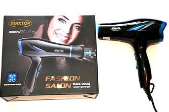 Фен для сушки волос Maxtop 9928 3000 Вт