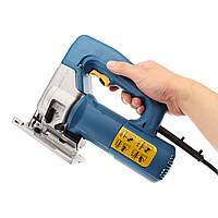 220V 500-3100RMP Электрическая лезвия пилы Деревообрабатывающая кривая Бензопила Cut Инструмент Woodsaw