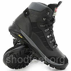 Мужские зимние ботинки Olang Nebraska.Tex 81 Nero