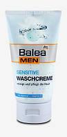 Balea MEN  Крем для умывания чувствительной мужской кожи лица 150 мл