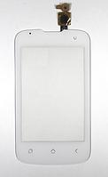 Оригинальный тачскрин / сенсор (сенсорное стекло) для FLY IQ430 (белый цвет)