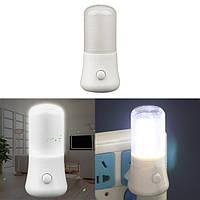 Новинка 0.5W LED Ночной светильник для настенного светильника Энергосбережение для домашней спальни AC220V