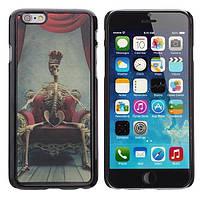 Скелет Господь 3д модель PC задняя крышка защиты чехол для iPhone 6