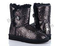 Угги Allshoes 129808 black