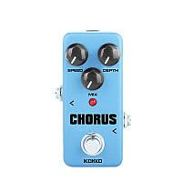 KOKKO FCH-2 Мини-педали эффектов гитарного эффекта Chorus