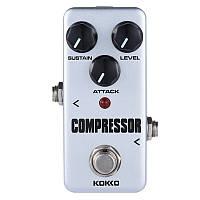 KOKKO FCP-2 Компрессор Портативная гитара эффектов для гитары