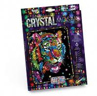 Набор мозаика из кристаллов crystal mosaic