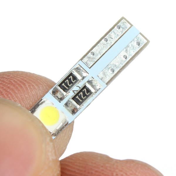 Т5 286 СМД 3LED dashboard Клин автомобиля света лампы лампы DC 12V чистый белый - ➊TopShop ➠ Товары из Китая с бесплатной доставкой в Украину! в Днепре