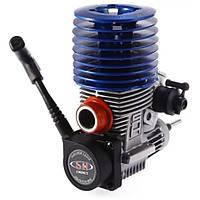 SH 21 Задний выхлоп M21-P3 3.48cc 2-Ход Двигатель с выдвижным стартером для HSP Redcat 1:8 RC Nitro Авто