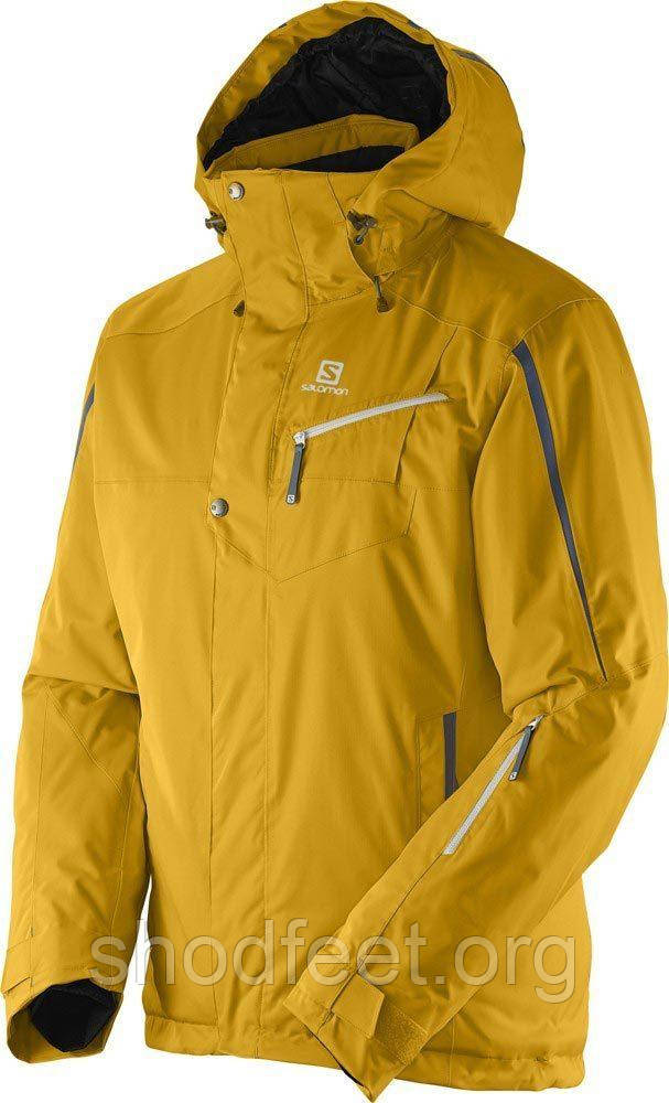 Горнолыжная куртка Salomon Supernova Jacket M 366032