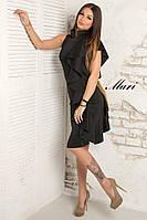 Вечернее платье с рюшами тв-11027-1