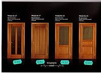 Двери шпоновані дубом Термінус