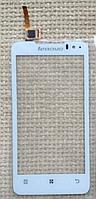 Оригинальный тачскрин / сенсор (сенсорное стекло) для Lenovo P770 (белый цвет)