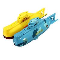 6CH Скорость Радио Дистанционное Управление Электрическая мини-подводная лодка RC Лодка Детская игрушка для детей