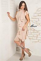 Вечернее платье с рюшами тв-11027-3