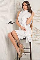 Вечернее платье с рюшами тв-11027-5