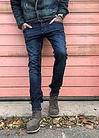 Мужские  джинсы Manzara демисезонные -стильные мужские джинсы на пуговицах  (30-38 р) Турция