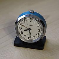 Ракета настольный механический будильник СССР , фото 1