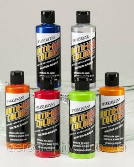 Краски для аэрографии Auto-Air Color Sparklescent Set