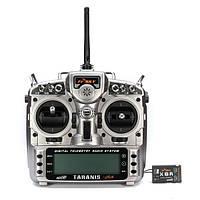 FrSky 2.4ГГц ACCST Taranis X9D Plus передатчик с X8R приемником