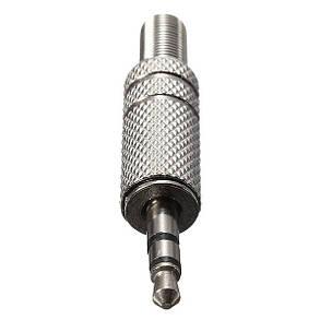 50X3.5 мм 3-контактный мужской отремонтировать наушники аудио разъем разъем разъем-1TopShop, фото 2