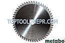 Пильный диск metabo 160x20x54Z, фото 2