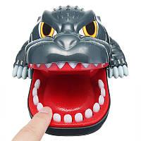 Dinosaur Bite Finger Funny Родитель-ребенок Образование для детей Рождественские игрушки