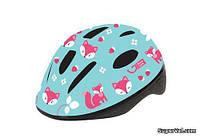 Шлем Green Cycle Foxy, 50 - 54 см (M), мятный