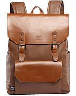 Городской рюкзак из искусственной кожи