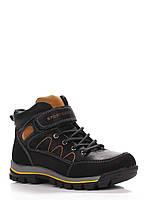 Ботинки Paliament 34(р) Черный C6827