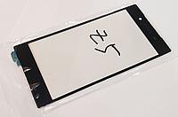 Оригинальный тачскрин / сенсор (сенсорное стекло) для Sony Xperia Z5 E6603 | E6633 | E6653 | E6683 (черный)