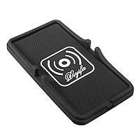 Qi Беспроводная Авто Зарядное устройство Нескользящая подставка для док-станции для iPhone 8 X Samsung S8