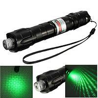 Легкая звездная крышка на 532 нм 5 мВт супер располагается указатель лазера зеленого света