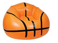 Надувное кресло баскетбольный мяч, basketball chair